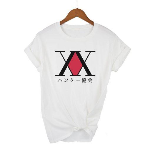 Hunter X Hunter Association Logo Tshirt Unisex Size
